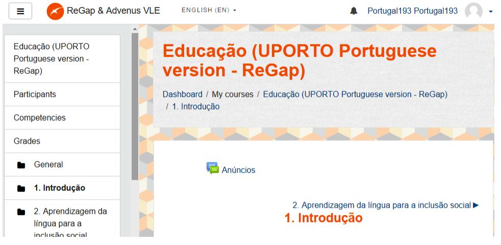 Projeto REGAP