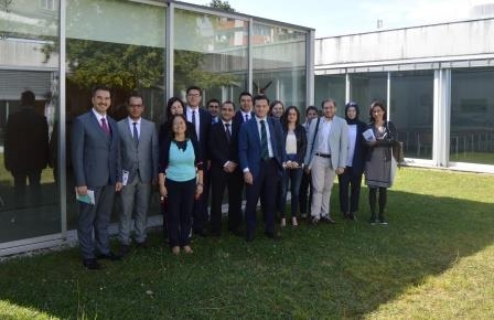 VISITA DA DELEGAÇÃO DA TURQUIA DA INTERNATIONAL ORGANIZATION FOR MIGRATION (IOM)