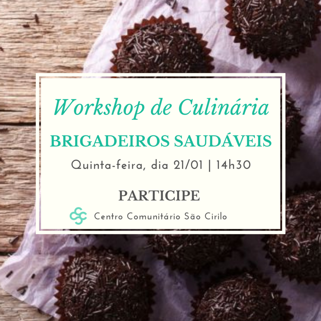 WORKSHOP DE CULINÁRIA DE PORTUGAL