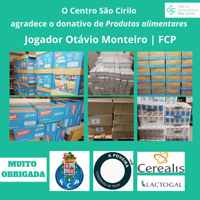 AGRADECIMENTO AO FCP